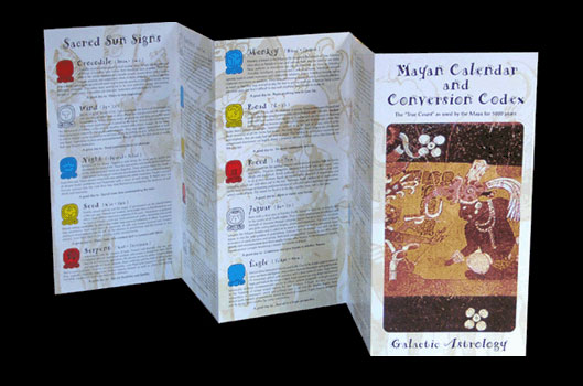 Mayan Calendar Conversion Codex